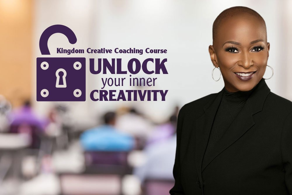 Kingdom Creative Coaching Course: Unlock Your Inner Creativity